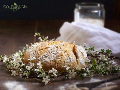 Senza impastare, il pane
