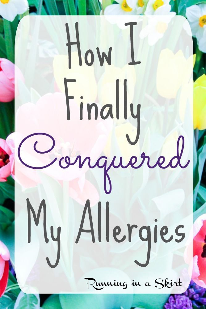 5 Steps to Finally Control Your Allergies... from someone with severe allergies who finally did!  Simple ideas and health tips to get relief from seasonal (spring & fall) sinus allergies.  Includes how to get rid of allergies with natural treatment and medicine based remedies. You don't have to suffer anymore!  / Running in a Skirt  SensimistatCVS BeGreater AD