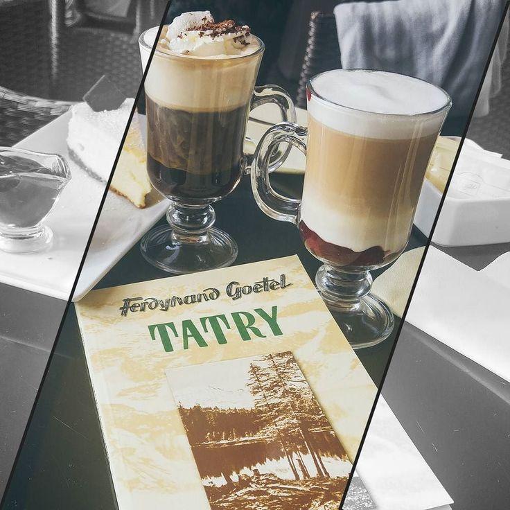 O Tatrach nad morzem? Oczywiście! Do tego przy pysznej kawie z czekoladą     #FerdynandGoetel #Tatry #coffetime #booktime #bookstagram #bookstagrampl #booktube #booktuber #books #book #książka #książki #terazczytam #currentlyreading #czytam #TBR2017 #goodreadsreadingchallenge #readingismagic #readingisgood #readingislove #readingisawesome #czytaniejestfajne #czytambolubię #bookwormlife #molksiazkowy #read2017 #readingchallenge2017 #2017readingchallenge #booksforever #jennydawidO Tatrach nad…