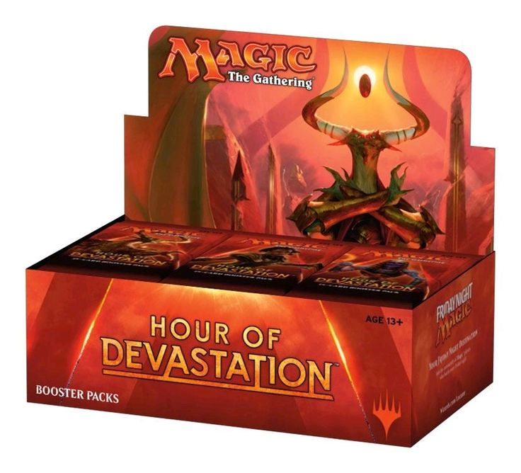 Just listed on our website: Magic the Gatheri... Check it out here! http://www.thegamescorner.com.au/products/magic-the-gathering-hour-of-devastation-booster-box-release-date-14-07-2017?utm_campaign=social_autopilot&utm_source=pin&utm_medium=pin