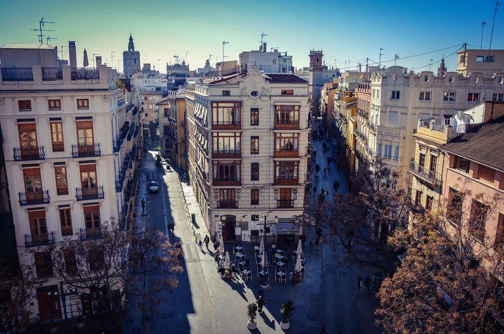Barrios de El Carmen y La Seu (Valencia - Spain)