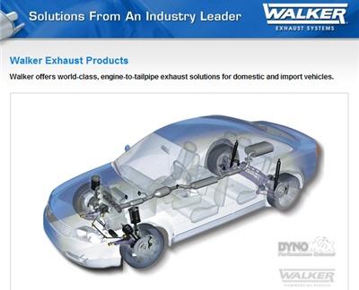 Auto Parts Catalog » Exhaust/Clutch » Catalytic Converter » Walker Catalytic Converters      « Previous | Next »     Auto Part No: WAL-15196  * 3 AVAILABLE * (click for stock status)   OEM Part Number: Walker 15196  Pack Qty: EA   Description: CONVERTER-UNIVER