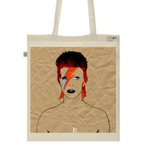 David Bowie Ziggy by Sanrankune #TFTS #ArteCita