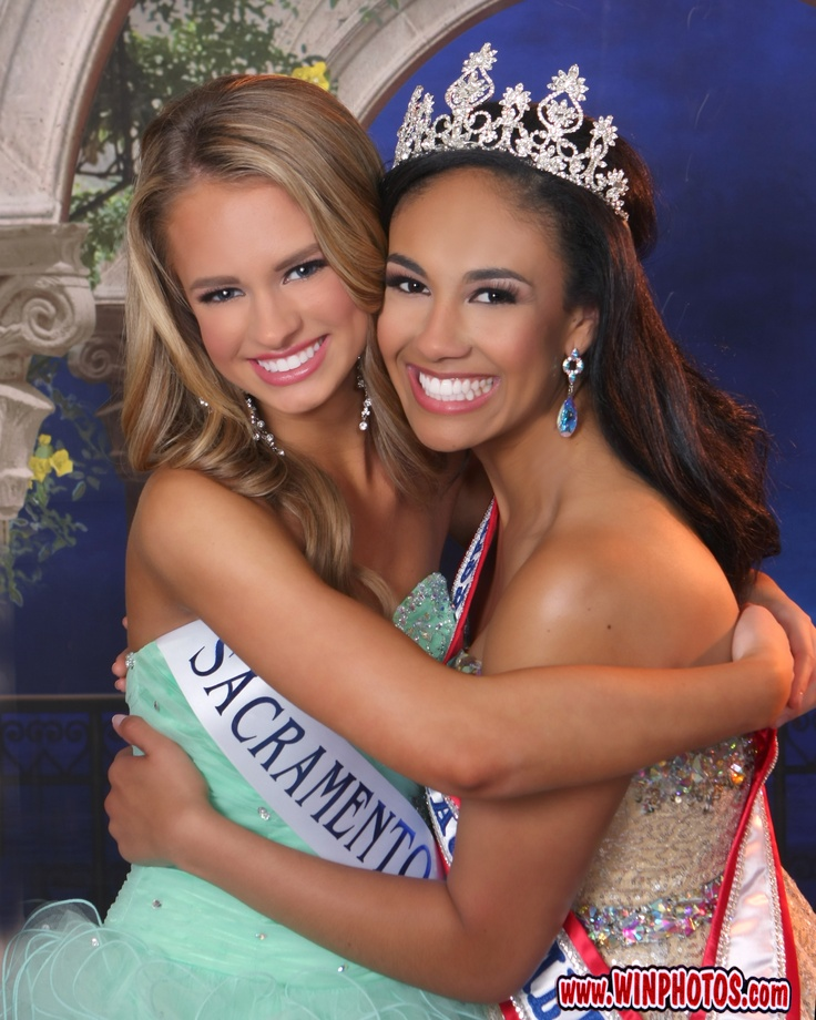 New Miss Teenage California with Sacramento County rep. Paige Knight. HEY I'M ON PINTEREST!