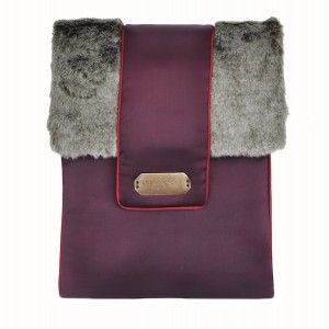 Lola Victoria Design - etui tablet iPad Very Furry