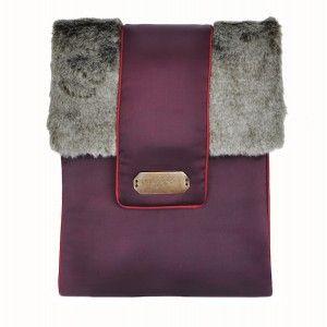 Lola Victoria Design - etui tablet iPad Very Furry - PolscyProjektanci.com