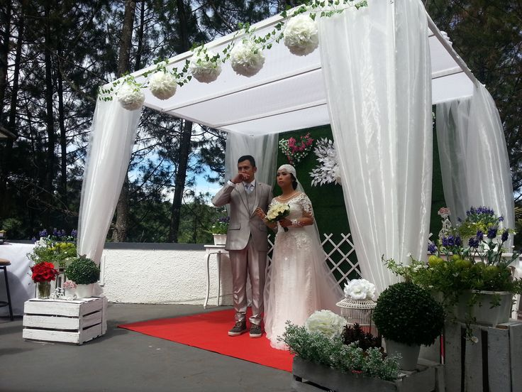 Wedding, December 22nd, 2015. The Peak Home Boutique Hotel