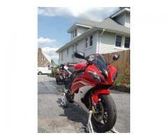 Yamaha R6 Heavy Sports Bike for sale