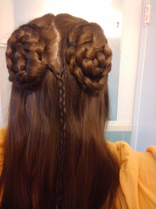 Game of Thrones | Hairstyles | Pinterest