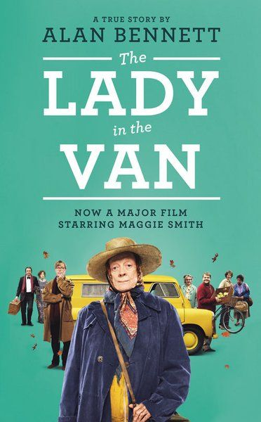 24 best book images on pinterest books books to read and book lists the lady in the van alan bennett ebook fandeluxe PDF