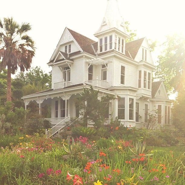 If I were a house, I think I would be a victorian farm home.