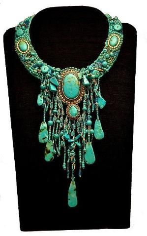 turquoise by Katherine Farmer by tasha