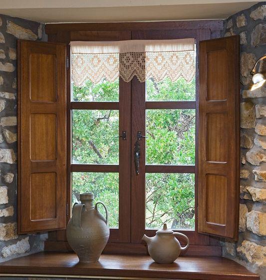 Cálidos detalles de La casa del Campo, #Cudillero #Asturias #Spain