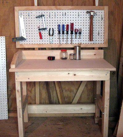 Child S Workbench House Pinterest Children S Workbench Plans And Small Workbench