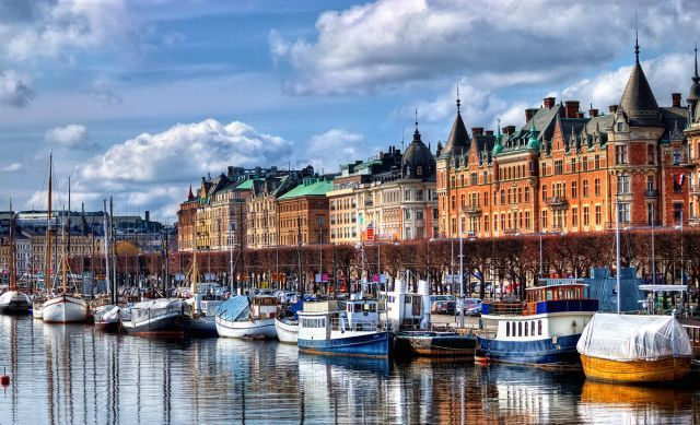 Stockholm - I like this city :)