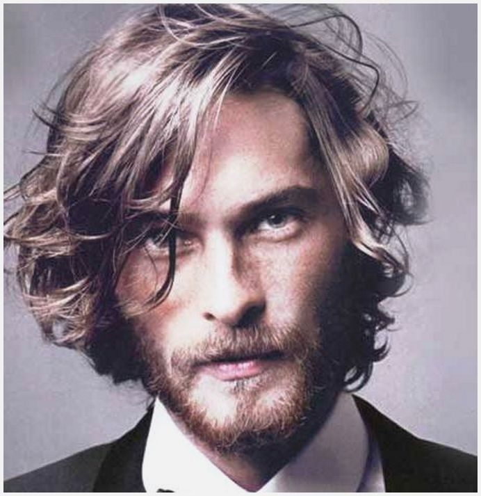 Mens Medium Length Thick Wavy Hairstyles more picture Mens ...