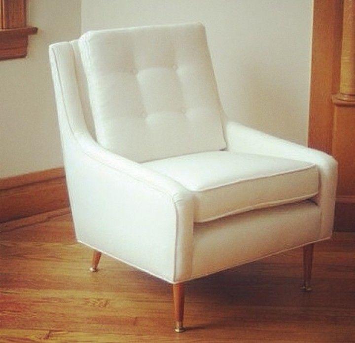 Beyaz koltuk