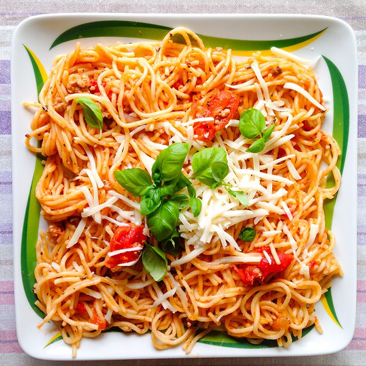 Egy örök klasszikus: bolognai spagetti
