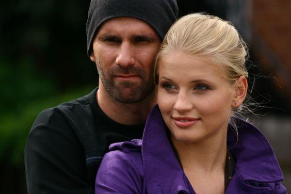 Marcin Bosak i Natalia Rybicka