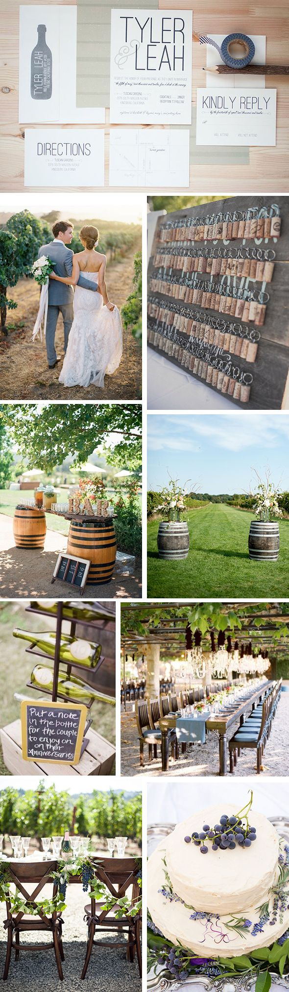 wine coutry destination weddings Wine Country Destination Weddings