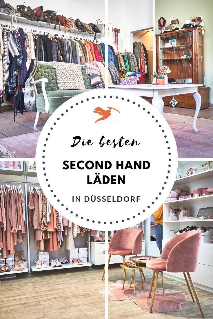 Second Hand in Düsseldorf: Die besten Vintage Shops   Second