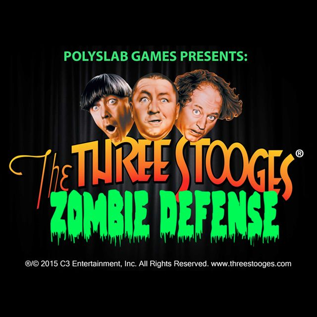 The Three Stooges Zombie Defense from @Polyslabgames is a classic tower defense game with Larry, Moe & Curly fighting hordes of Hollywood-inspired zombies with military-grade seltzer bottles and projectile pies.The game is free to download and play from Google Play for Android. Coming to iOS in January! http://ow.ly/Whsf3 #mobilegames #zombies #thethreestooges #threestooges