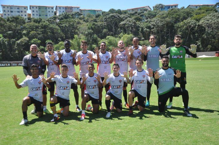 Vitória na Veia! Mancini comanda treino em campo reduzido e jogadores do Vitória ganham folga no fim de semana - Vitória na Veia!