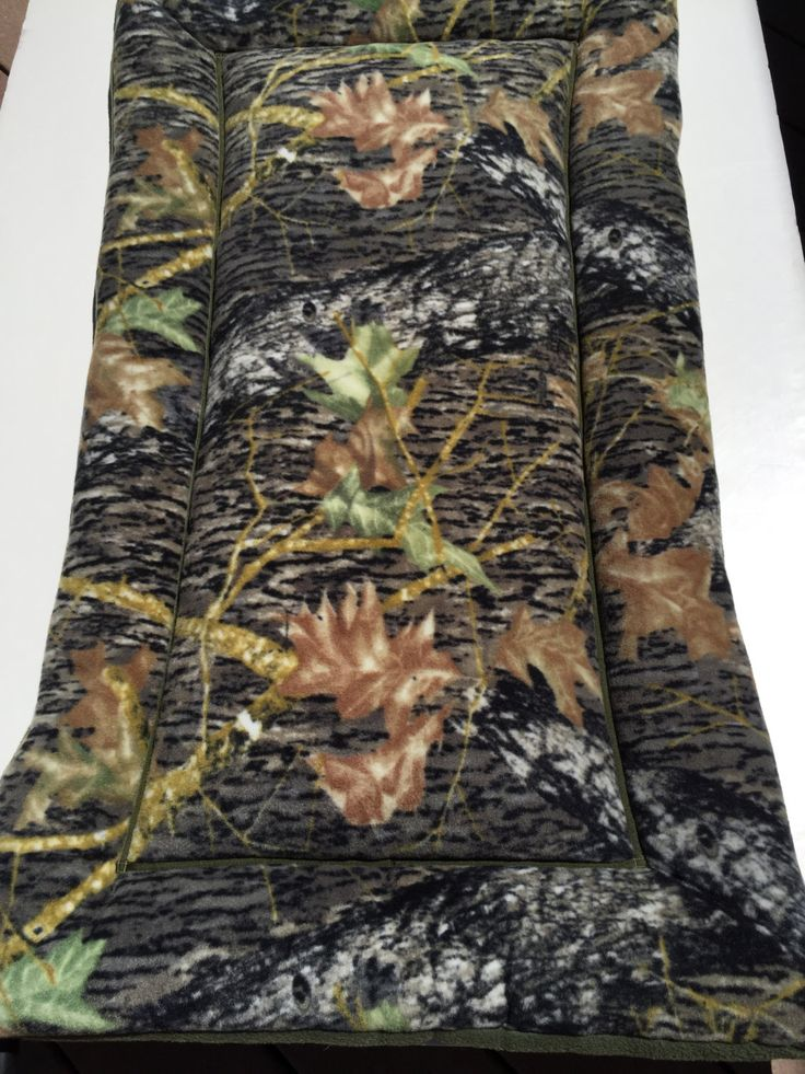 Large Dog Bed, Mossy Oak, Dog Crate Pad, Large Crate Pad