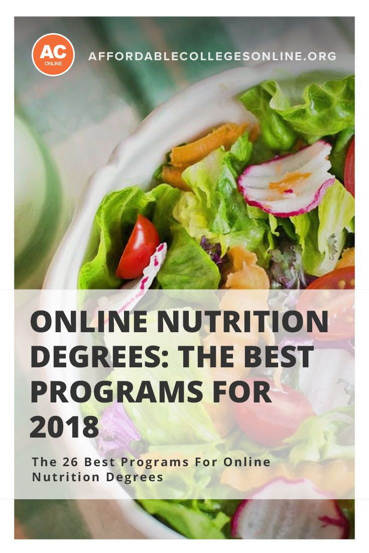 There Are Numerous Online Nutrition Degrees Available For Students To Choose From But Not All Academi Nutrition Lentil Nutrition Facts Online Nutrition Degree