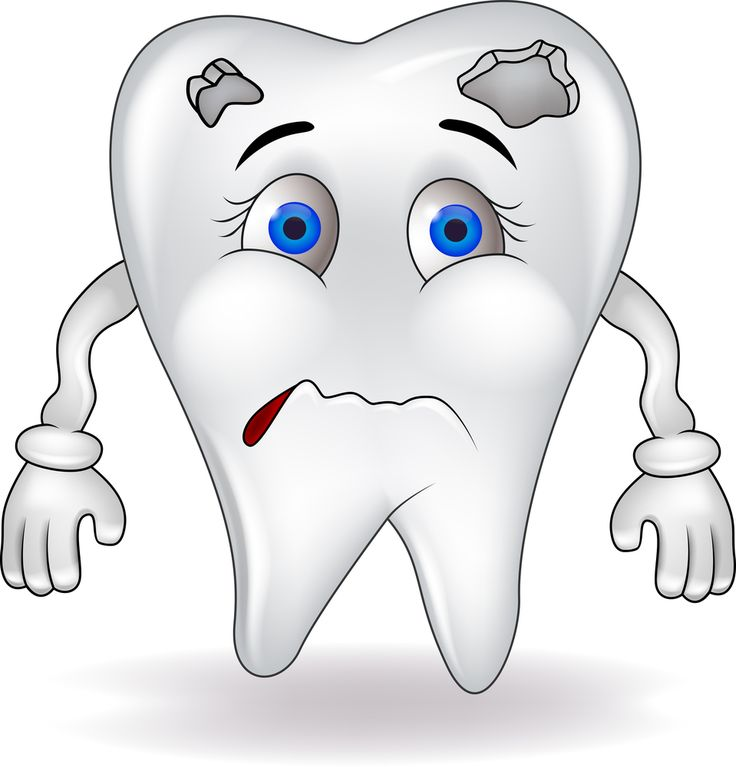 Did you know A tooth that's knocked out from your mouth starts to die within 15 minutes.