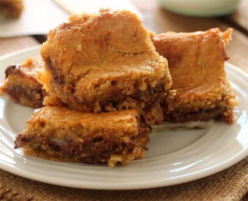 Θεϊκό γλύκισμα με nutella και ζαχαρούχο!!!... ΤΑ ΜΠΟΥΛΟΥΚΙΑ ®