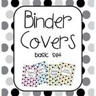 This free set includes four basic binder covers for teacher binders.  Covers include: Lesson Plans, Student Data, Guided Reading, and Student Infor...