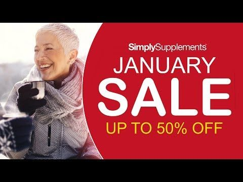 January Sale 2018 | Simply Supplements