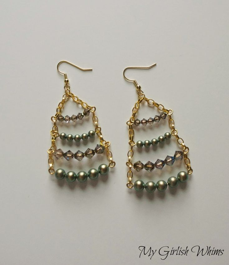 Luxury Simple Wire Earrings With Crystals Collection - Simple Wiring ...