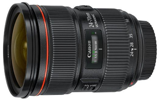 Amazon.com: Canon EF 24-70mm f/2.8L II USM Standard Zoom Lens: CANON: Electronics ITS SO CHEAP.....