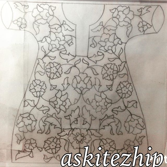 Eskilerden bir kaftan #osmanlı #sanat #ottomonart #islamicart #illumination #illuminator #illustration #paiting #drawing #artdesign #artwork #workinprogress #istanbul #türkiye #tezhipsanatı #tezhip #artoftheday #islamic #art #artwork #artdesign #rumi