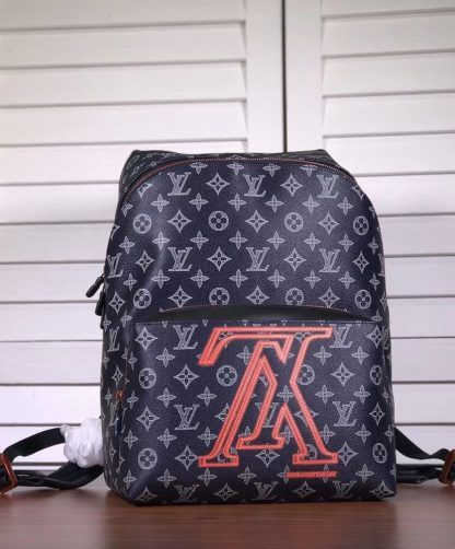 b7a79af7ba57 Replica Louis Vuitton Apollo Backpack M43676 Black  6973 2