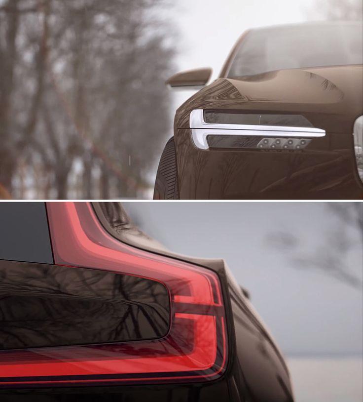 Volvo's Unusual Concept Estate: An Apple-CarPlay-Boasting Two-Door Station Wagon