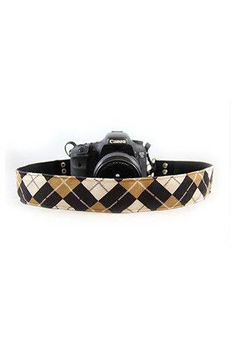 CASLR20-JOET The Joey Tan 2In Camera Strap - Capturing Couture