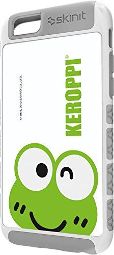 Keroppi iPhone 6 Cargo Case - Keroppi Cropped Face Cargo Case For Your iPhone 6. Built To Last - Tough iPhone 6 Cargo Case Made With A Double Layer Hard Shell & Rubber Liner Protection. Offically Licensed Keroppi Case Design. Industry Leading Vivid Color
