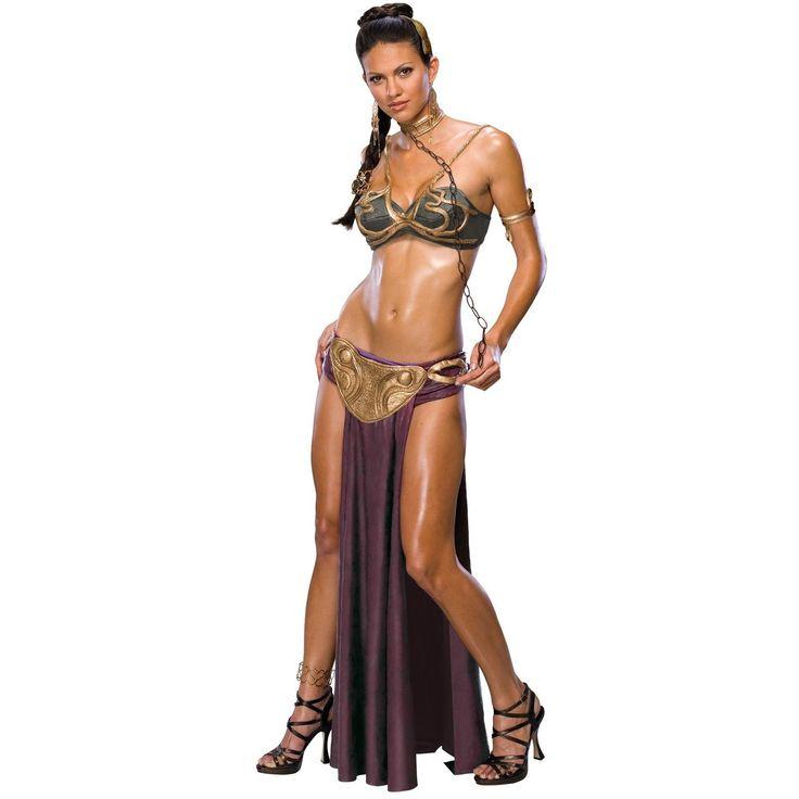 Princess Leia Slave Med Adult