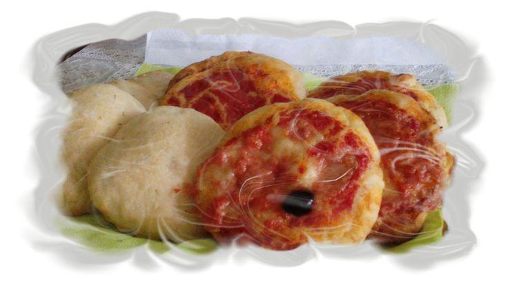 Pizzette per merenda