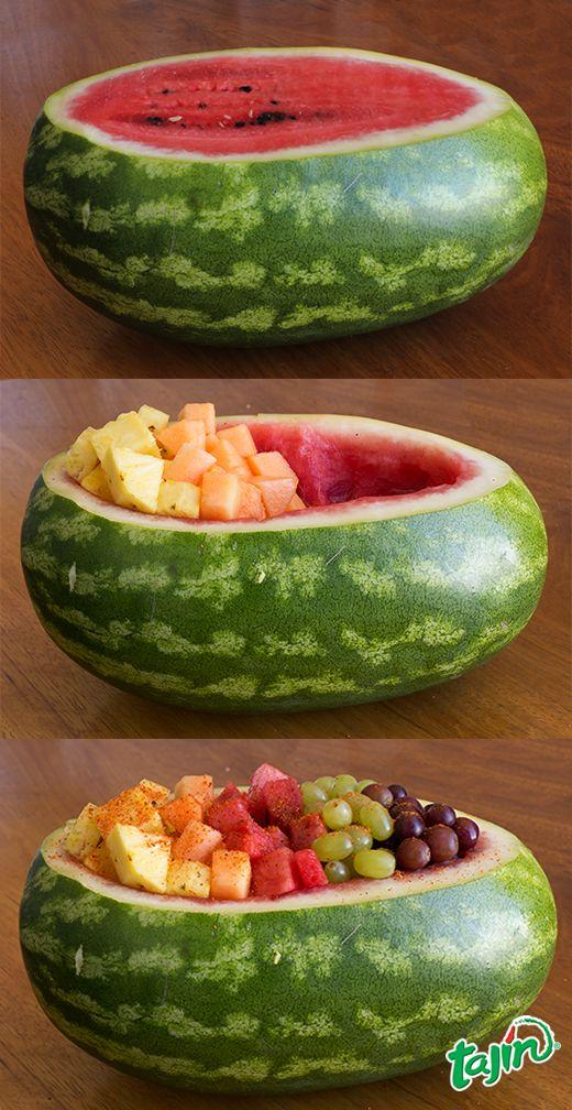 Great idea for your next party :)/ Gran idea para tu proxima fiesta.