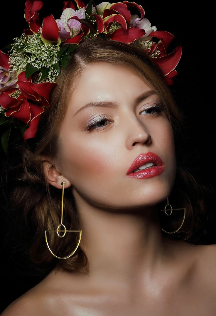 Would you love to wear this beautiful piece yourself? You can now support Regina to produce her first line of Mucha earrings by going to our FB page and like this photo. http://bit.ly/fabregina