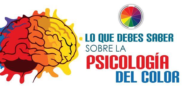 Psicologia del color - Para dise�adores