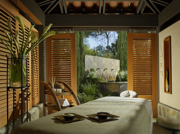 The Spa at Rancho Bernardo Inn Outdoor Casitas