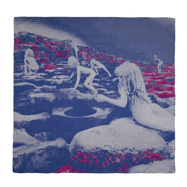 Пол Смит выпустил коллекцию платков с Led Zeppelin, Buro 24/7