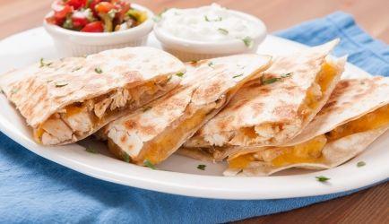 Kip Quesadillas recept | Smulweb.nl