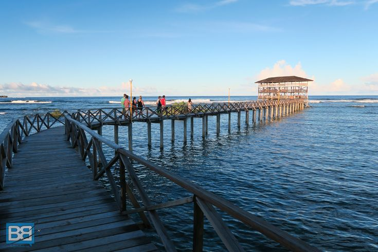 Siargao Island - Philippines Surf Paradise.  http://blog.favoroute.com/top-5-backpacking-routes/