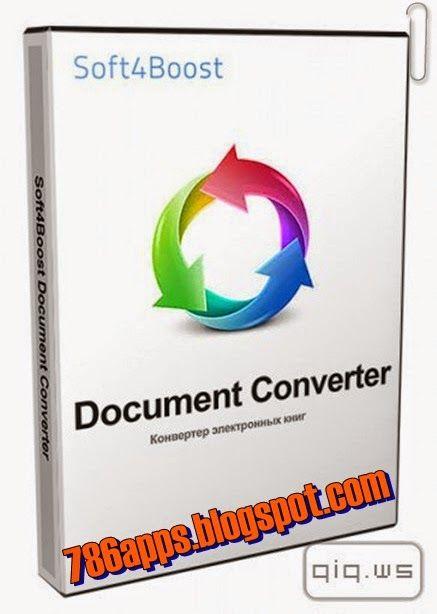 Soft4Boost Document Converter 3.1.3.157